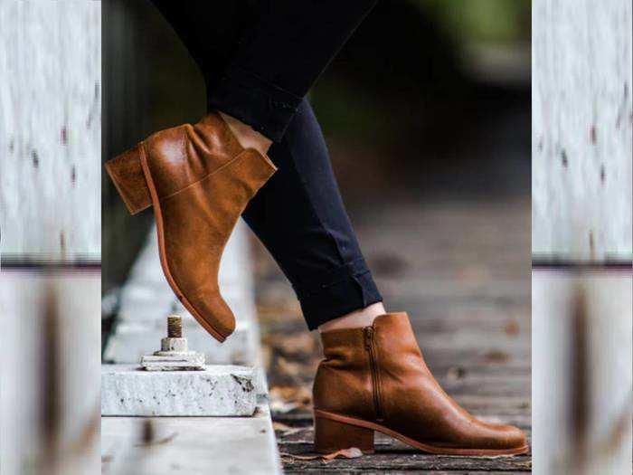 Women's Boot: इन Boots For Women से आपको मिलेगा बोल्ड और शानदार लुक, कीमत भी है काफी कम