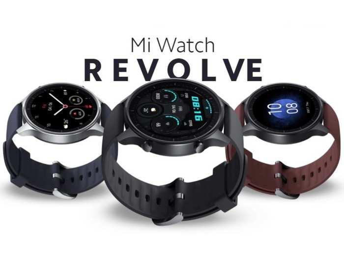 Mi Watch Revolve price cut