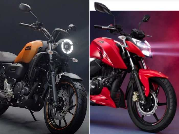 yamaha fz-x vs tvs apache rtr 160 4v here are price and specification comparison