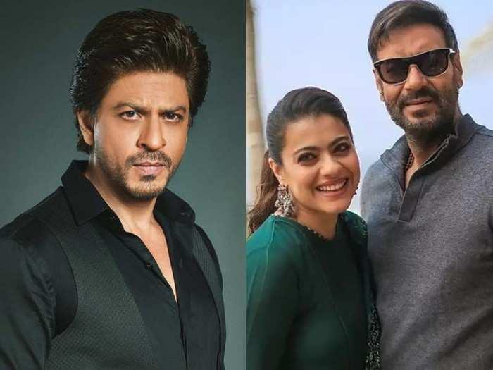अजय देवगण नसता तर शाहरुखशी लग्न केलं असतं का? कजोलनं दिलं भन्नाट उत्तर