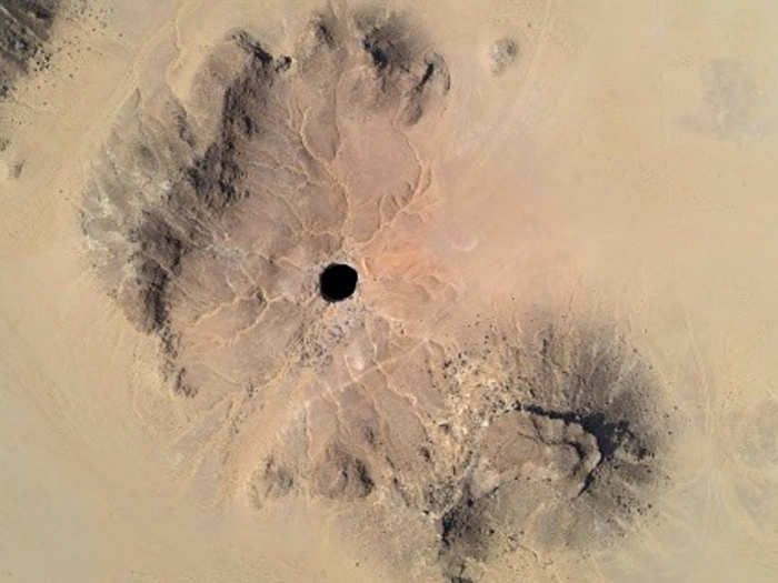 यमन का रेगिस्तान