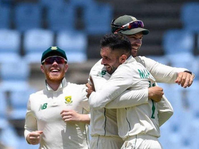 Keshav Maharaj Hat-Trick: केशव महाराज ने वेस्टइंडीज के खिलाफ ली हैटट्रिक, ऐसा करने वाले साउथ अफ्रीका के दूसरे गेंदबाज