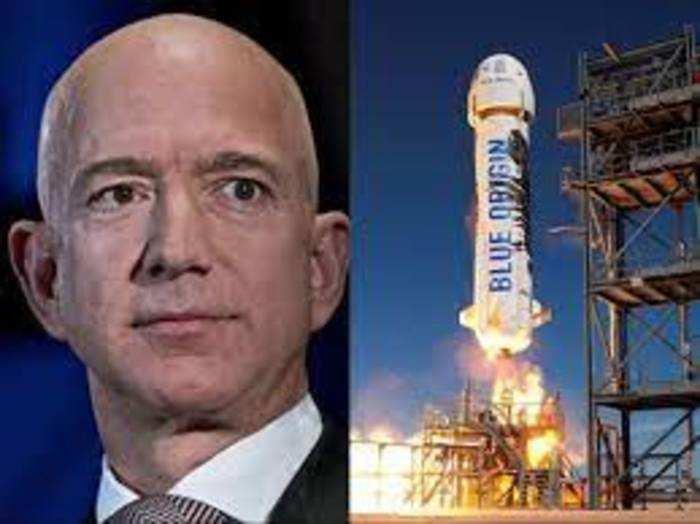 जेफ बेजोस 20 जुलाई को अंतरिक्ष यात्रा पर जाएंगे।