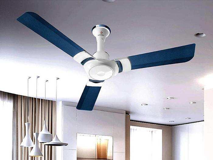 High Speed Ceiling Fan : सुकून भरी हवा देते हैं ये सीलिंग फैन, 800 रुपए तक की बचत के साथ खरीदें