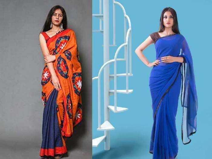 Cotton Handloom Sarees : कॉटन से बनी हुई इन Saree से आपको मिलेगा एथनिक लुक, 748 रुपए से शुरू है कीमत