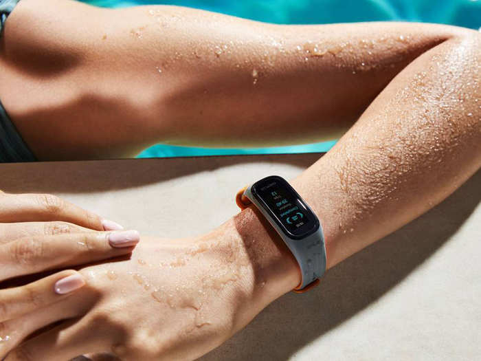 Top 5 Fitness Bands Under 5000