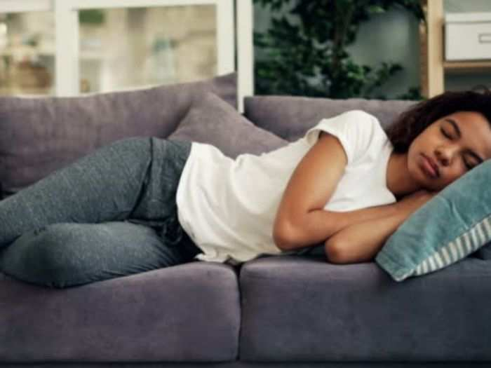 sleeping on the couch can be harmful for your health here know the reason