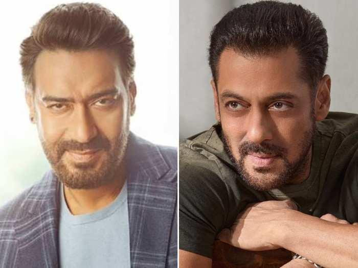 Ajay Devgn Salman Khan