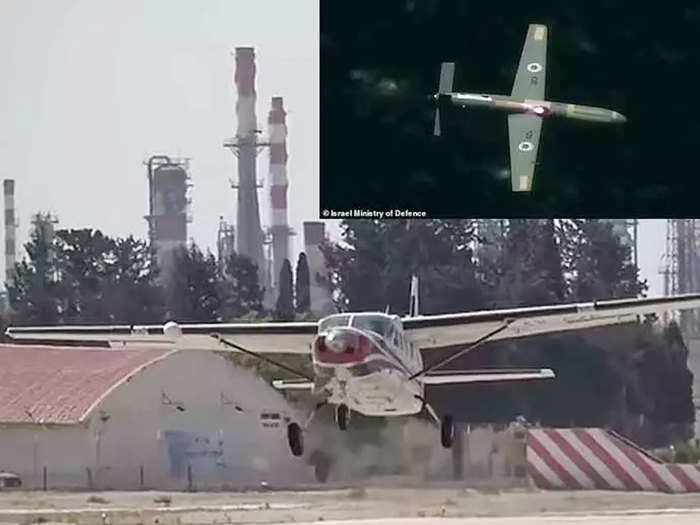 israel has shot down drones with an airborne high-power laser watch video