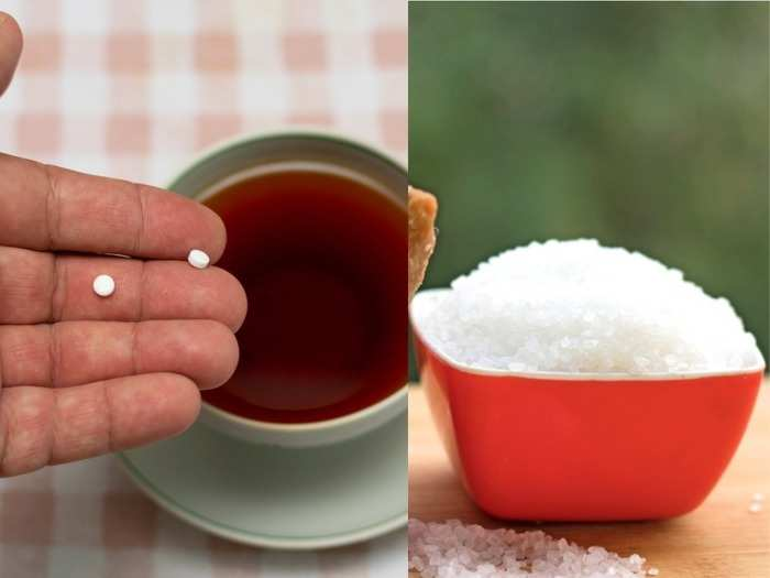 5 reasons why stevia is better than refined sugar use in tea to control diabetes or obesity