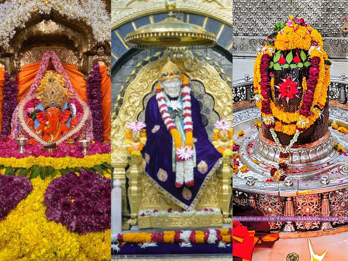 get live darshan of famous shrines of india only on twitter during corona pandemic