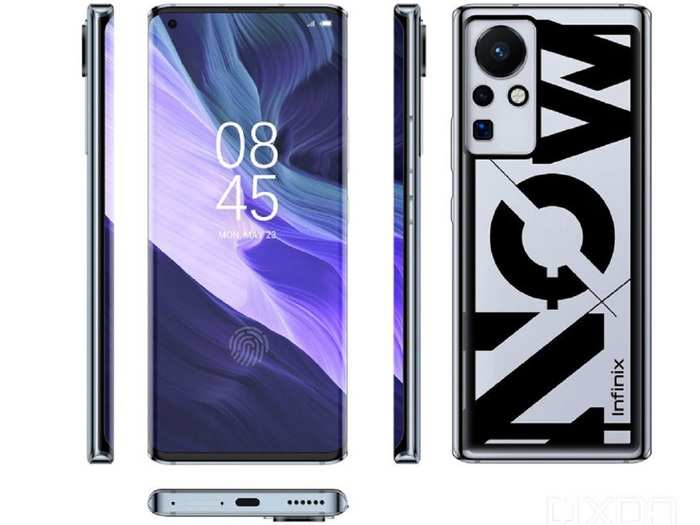 Infinix Flagship smartphone Infinix Zero X Specifications