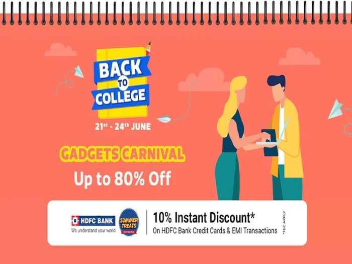 Discount Offers On Laptop Tablet In Flipkart Sale