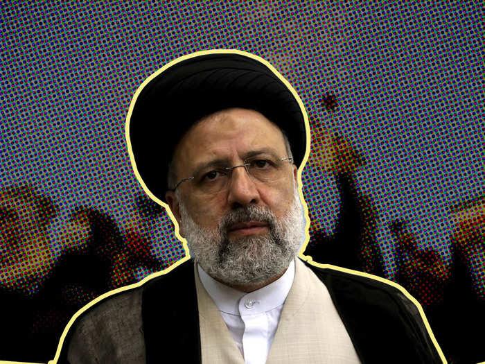 Iran President Ebrahim Raisi