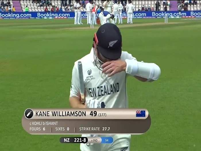 Kane williamson wtc