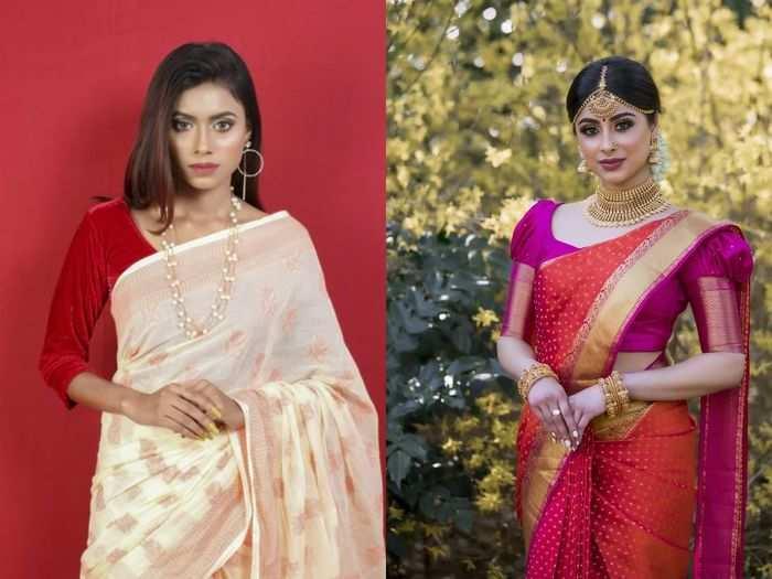 Ethnic Saree : इन Ethnic Wear Sarees से आपको मिलेगा शानदार लुक और जबरदस्त कंंफर्ट, 76% तक की छूट पर खरीदें