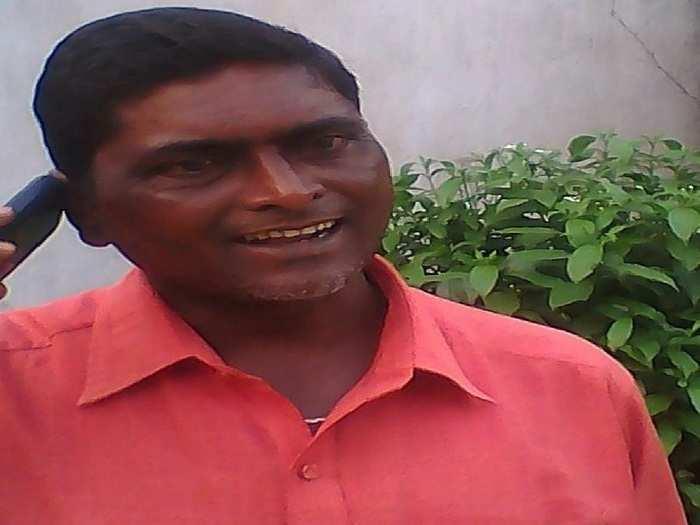 jharkhand farmer Arun Mahto