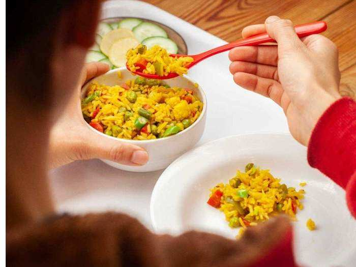the fssai claims that cooked food can also be contaminated for these reasons, and given tips on food safety and nutrition