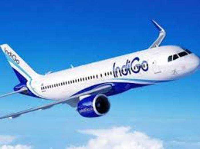 इंडिगो देश की सबसे बड़ी एयरलाइन कंपनी है।