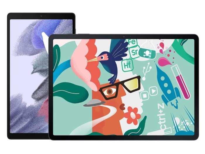Samsung Galaxy Tab S7 FE and Galaxy Tab A7 Lite First Sale