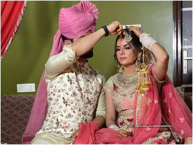 Isha Anand Sharma ties the knot secretly