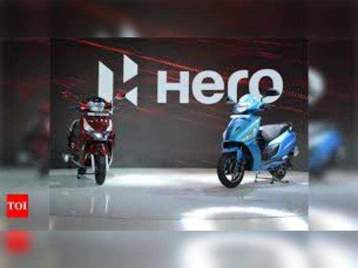 हीरो मोटोकॉर्प स्कूटर और बाइक बनाने वाली दुनिया की सबसे बड़ी कंपनी है।