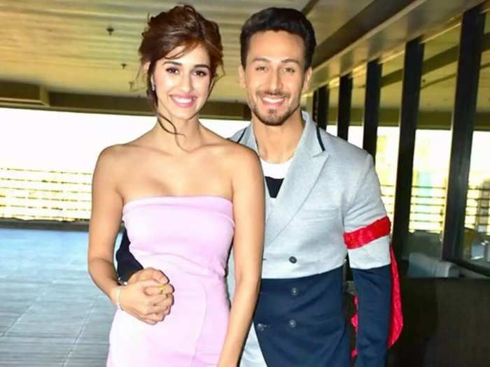 disha patani talk about relationship with tiger shroff and still she trying to impress him
