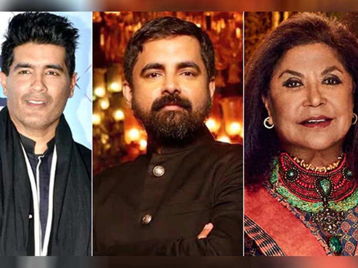 Manish Malhotra, Sabyasachi And Ritu Kumar