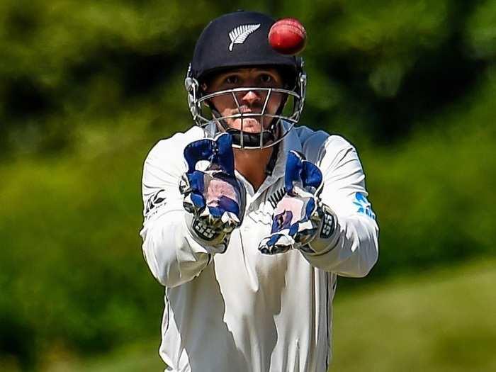 BJ Watling NZ Wicket Keeper