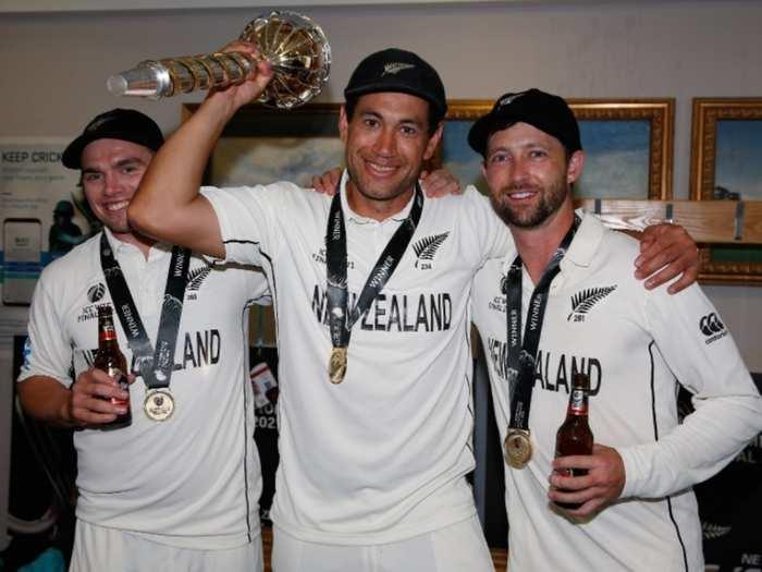 twitter reactions as new zealand beat india by 8 wickets won wtc final 2021-sachin tendulkar to shane warne