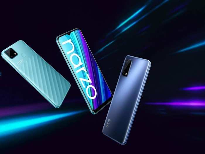 Realme Narzo 30 4G Narzo 30 5G Buds Q2 Smart TV Set To Launch In India