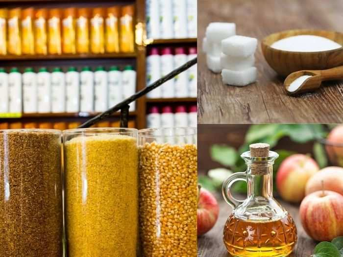 8 common kitchen food ingredients never expire and we can store for lifetime