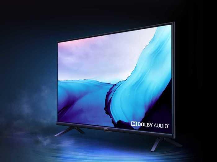 32 inch realme smart tv full hd