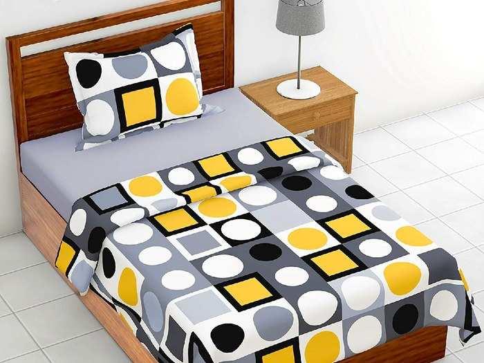 Cotton Bedsheets : इन प्रीमियम कॉटन फैब्रिक वाली Bedsheets बेडरूम को बनाएं खूबसूरत, 449 रुपए से शुरू है कीमत