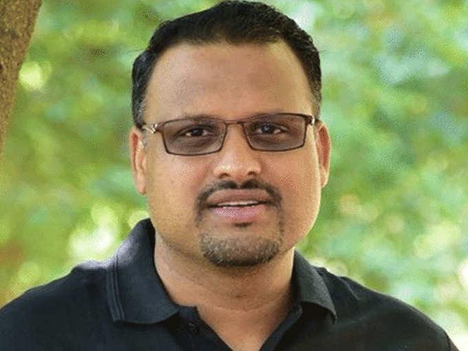 ட்விட்டர் எம்.டி மனீஷ் மகேஸ்வரி