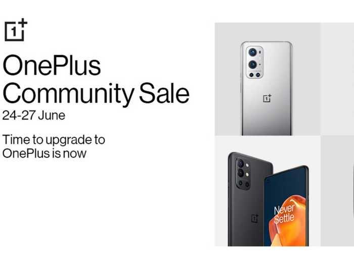 Amazon OnePlus Community Sale