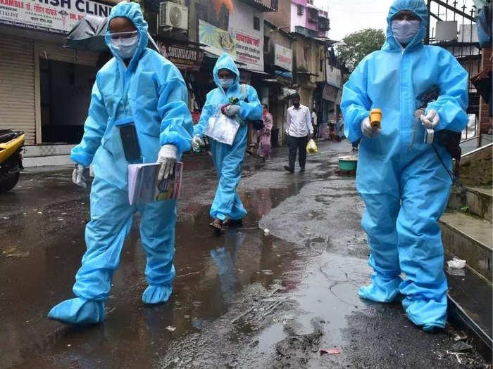 मुंबईत आज १० मृत्यू; पाहा, काय आहे ताजी स्थिती!