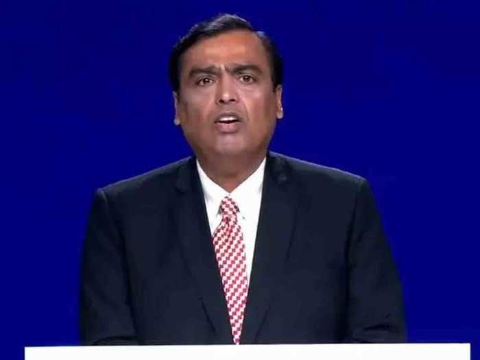 reliance agm 2021 mukesh ambani made these 10 big decisions for technology