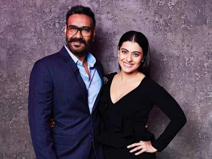 ajay devgan reveals secret about relationship with kajol we do not talk for hours even when we are together