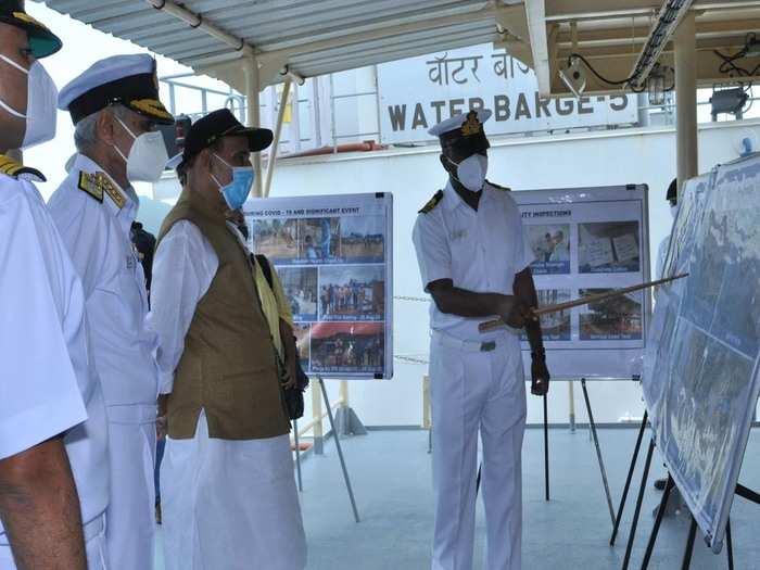 karwar will be aisa biggest naval base funds no bar says rajnath singh