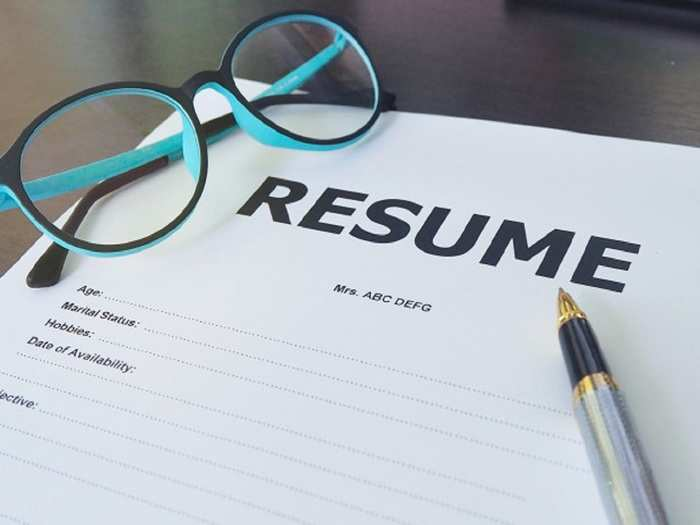 resume-concept
