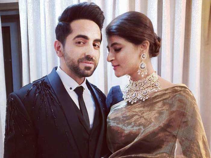 ayushmann khurrana once said her wife tahira kashyap had so much guts to marry him as he had no money why