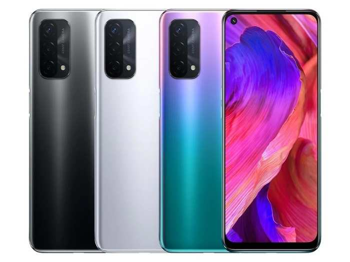 Oppo New Smartphone Oppo A93s 5G Launch Price Specs 1