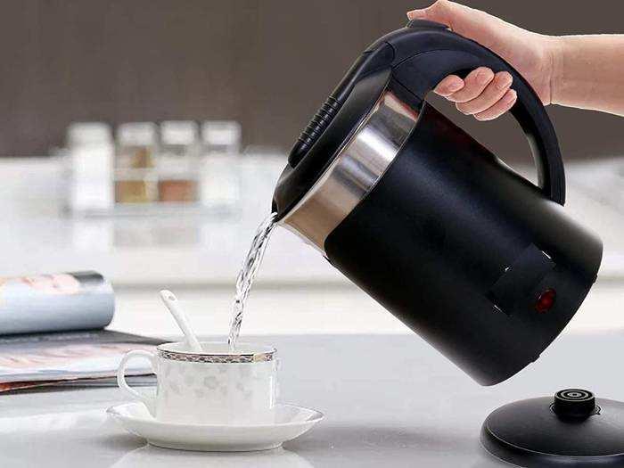 इन Electric Kettles झटपट उबलेगा पानी और मिनटों में तैयार होगी चाय और कॉफी, भारी डिस्काउंट पर करें ऑर्डर