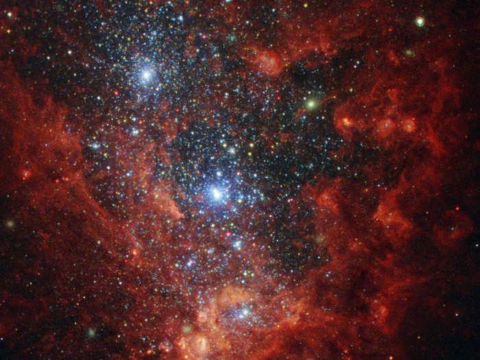 ब्रह्मांड में सबसे पहले कब बने सितारे
