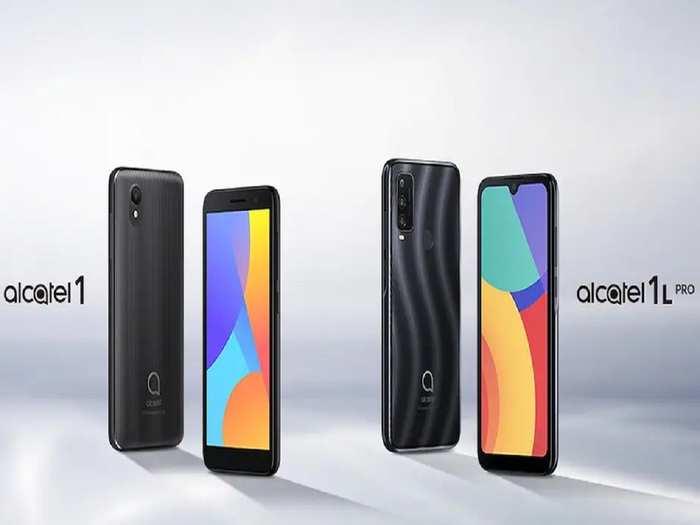 Alcatel 1 2021 and Alcatel 1L Pro Launch Price Specs