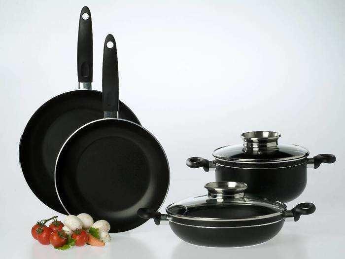 Cookware Sets : 5 पीस का ये Cookware sets अब सबसे कम कीमत में आपको मिलेगा, जल्दी करें!