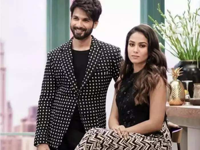 bollywood actor shahid kapoor and his wife mira rajput shared their happy married life secret how to maintain balance in a relationship