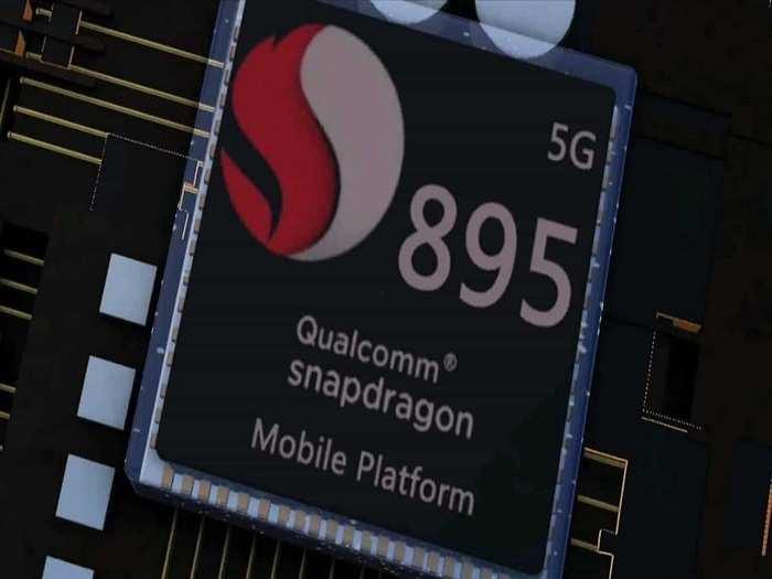 Lenovo Upcoming Smartphone Qualcomm Snapdragon 895 processor