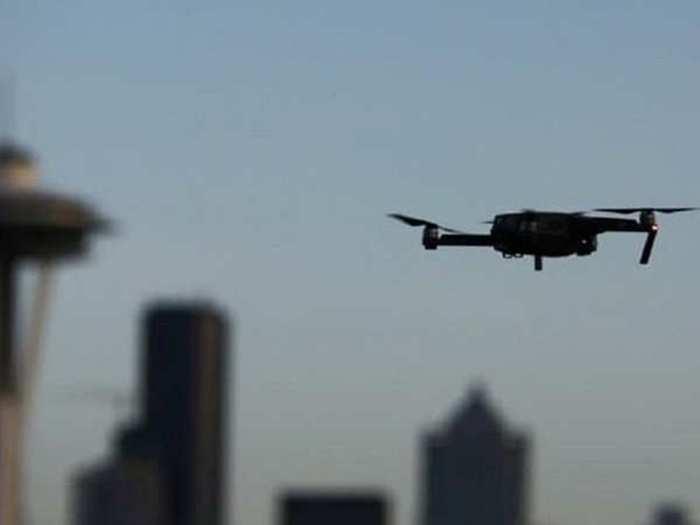 Swarm Drone 06